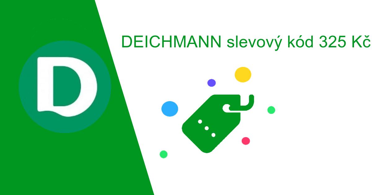 598a9addb552 Deichmann slevový kód -200 Kč